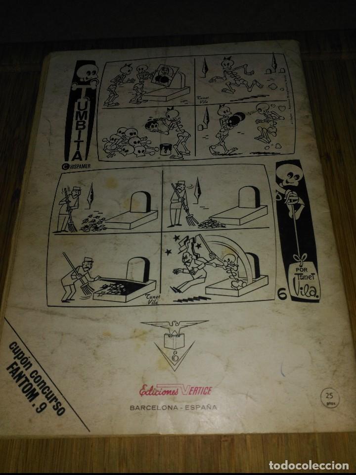 Cómics: Fantom Vol. 1 Nº 9 - Foto 2 - 149708586