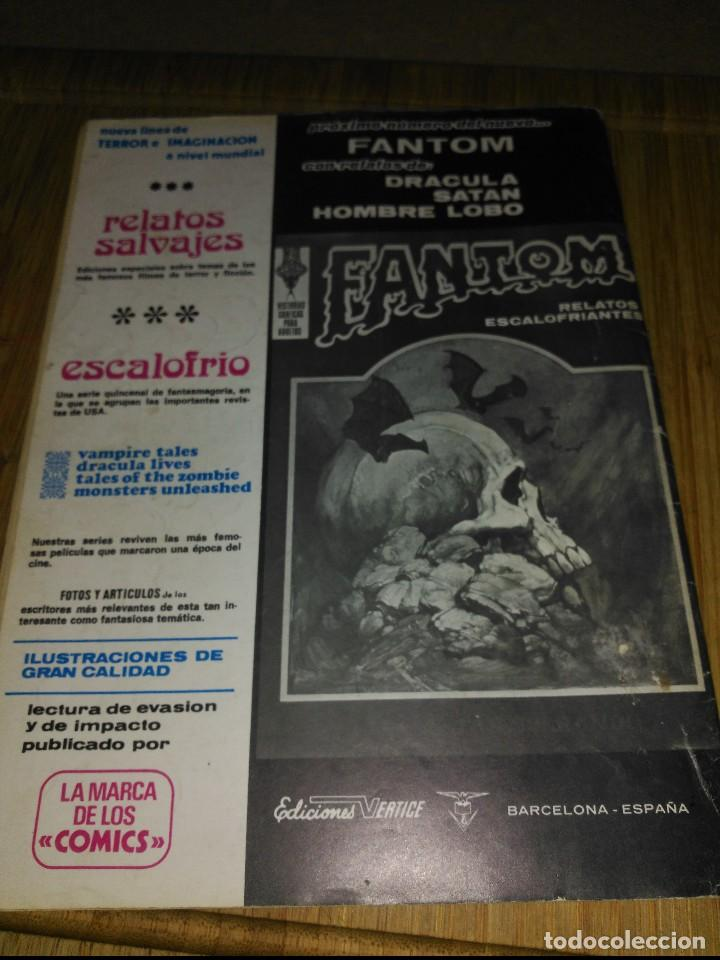 Cómics: Fantom Vol. 2 Nº 8 - Foto 2 - 149709558