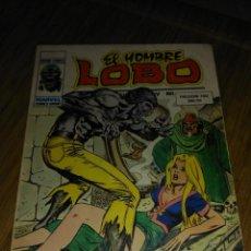 Comics: EL HOMBRE LOBO VOL.1 Nº 9. Lote 149713126