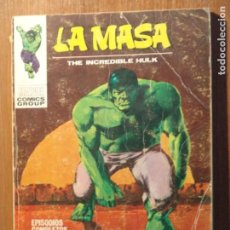 Cómics: LA MASA VOL.1 DE MARVEL VERTICE Nº23 EN TACO. Lote 149727682