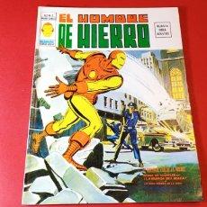 Comics: EXCELENTE ESTADO EL HOMBRE DE HIERRO 2 VERTICE VOL II. Lote 149768768
