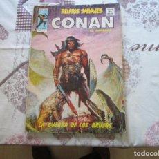Cómics: RELATOS SALVAJES CONAN V 1 Nº 47. Lote 149810182