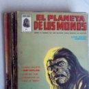 Cómics: EL PLANETA DE LOS MONOS (SIMIOS), COLECCIÓN COMPLETA 6 NÚMEROS. VÉRTICE. Lote 149968018