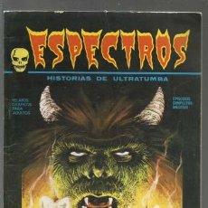 Cómics: ESPECTROS 6, 1972, VERTICE, BUEN ESTADO. Lote 150183618