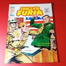 Cómics: DE KIOSCO SARGENTO FURIA 3 VERTICE VOL II. Lote 150599994