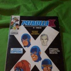 Cómics: PATRULLA X X MEN LA CIUDAD EN PELIGRO EDICIONES VERTICE. Lote 150661653