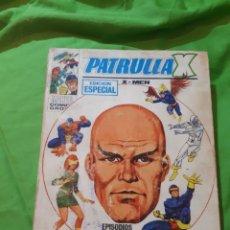 Cómics: PATRULLA X X MEN EL ORIGEN DE LA PATRULLA X EDICIOMES VERTICE. Lote 150662048