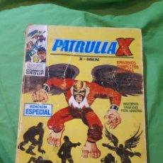 Cómics: PATRULLA X X MEN TODOS MORIRAN EDICIONES VERTICE. Lote 150664146