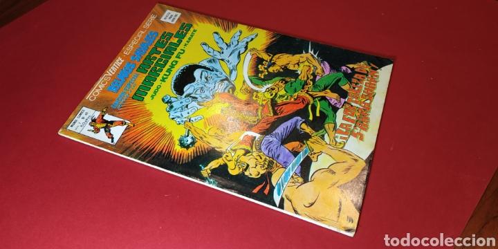 CASI EXCELENTE ESTADO ARTES MARCIALES 45 RELATOS SALVAJES VERTICE (Tebeos y Comics - Vértice - Relatos Salvajes)