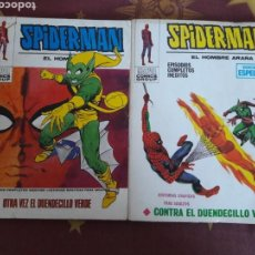 Cómics: COMIC.SPIDERMAN.MARVEL.EDCIONES VERTICE. NUM. 8 Y 42.. Lote 151068008
