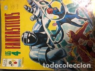 Cómics: 4 Fantasticos Vértice V3 y V2 - Foto 10 - 151080786