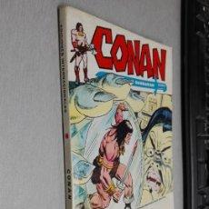 Cómics: CONAN Nº 14: LA SANGRE DE BELL-HISSAR / VÉRTICE 1972. Lote 151087938