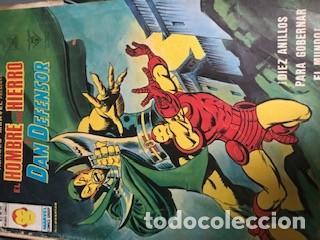 Cómics: Hombre de Hierro 10 comics - Foto 3 - 151129738