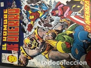 Cómics: Hombre de Hierro 10 comics - Foto 8 - 151129738