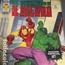 Cómics: HOMBRE DE HIERRO. Lote 151129738