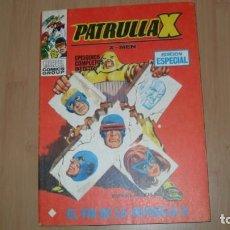 Cómics: PATRULLA X NÚMERO 20 PERFECTO ESTADO. Lote 151131594