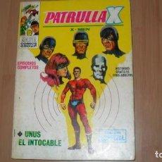 Cómics: PATRULLA X 4 EN MUY BUEN ESTADO. Lote 151133554