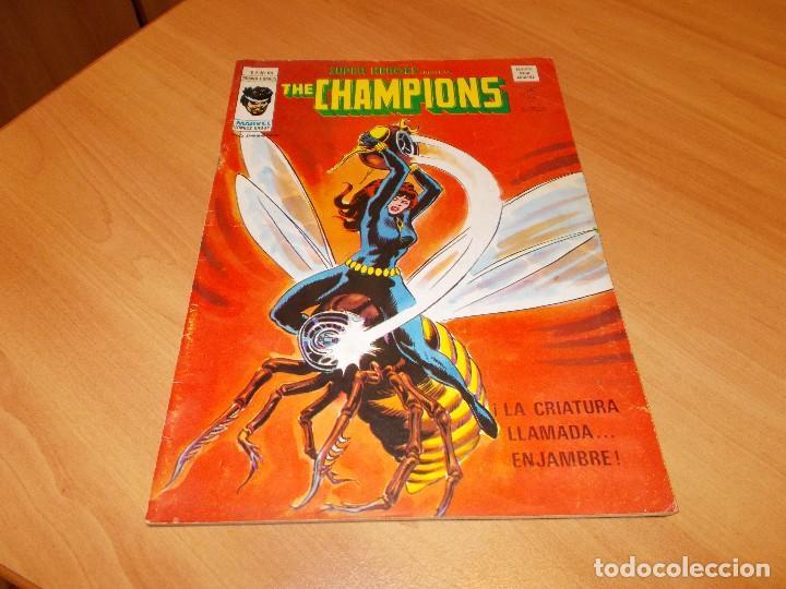 SUPER HEROES V.2 Nº 84 (Tebeos y Comics - Vértice - Super Héroes)