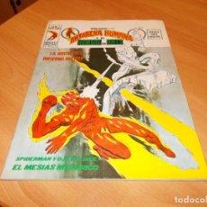 Cómics: SUPER HEROES V.2 Nº 12. Lote 151140350