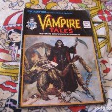 Cómics: ESCALOFRIO Nº 10. VAMPIRE TALES. Lote 151388338