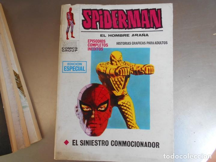 Cómics: SPIDERMAN-COMIC-Nº 18 - Foto 1 - 151519066