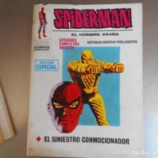 Cómics: SPIDERMAN-COMIC-Nº 18. Lote 151519066