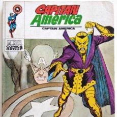 Cómics: CAPITÁN AMÉRICA VOL.1 Nº 33 - EDICIONES VÉRTICE AÑO 1973 - MUY BUEN ESTADO. Lote 151523850