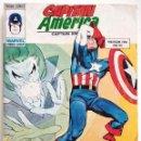 Cómics: CAPITÁN AMÉRICA VOL.1 Nº 36 - EDICIONES VÉRTICE AÑO 1974 - BUEN ESTADO. Lote 151524078