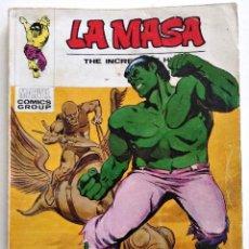 Cómics: LA MASA VOL.1 Nº 27 - EDICIONES VÉRTICE AÑO 1973 - BUEN ESTADO. Lote 151524482