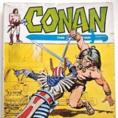 Cómics: CONAN VOL. 1 Nº 9 - EDICIONES VÉRTICE AÑO 1973 - BUEN ESTADO. Lote 151526394