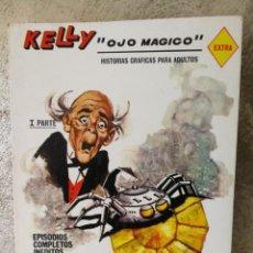 Cómics: TACO KELLY OJO MÁGICO FUTURO SINIESTRO. Lote 151592694