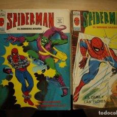 Cómics: SPIDERMAN - V 3 - DOS NÚMEROS - 14 Y 43 - VERTICE - SE VENDEN SUELTOS. Lote 151633074