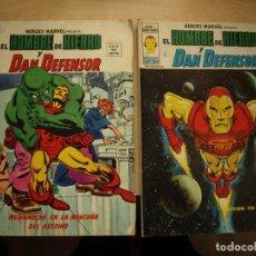 Cómics: HEROES MARVEL - V 2 - DOS NÚMEROS - 16 Y 17 - VERTICE - SE VENDEN SUELTOS. Lote 151635466