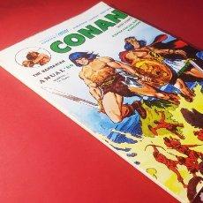 Cómics: CONAN ANUAL 80 EDICIONES VERTICE THE BARBARIAN 1. Lote 151701897