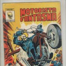 Cómics: EL MOTORISTA FANTASMA- AÑO 1981- VÉRTICE-COLOR-FORMATO GRAPA-Nº 6-LA AMENAZA DE MOONDARK . Lote 151879389