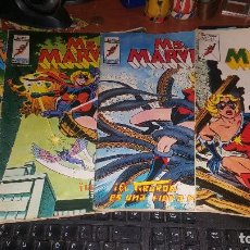 Cómics: MS. MARVEL, V. 1 NUMEROS 3 - 5 - 8 - 9. Lote 151888214