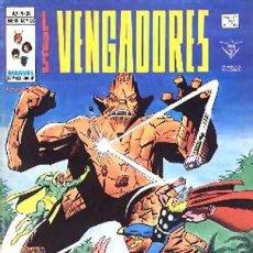 Cómics: LOS VENGADORES - V-2 - Nº 39 -¡VACACIONES DE FUROR!-1979-JIM MOONEY-JOHN BYRNE-CORRECTO-DIFÍCIL-0325. Lote 152054374