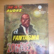 Cómics: COMIC MAX AUDAZ Nº 8 EDITORIAL VERTICE FORMATO GRAPA . Lote 152183414