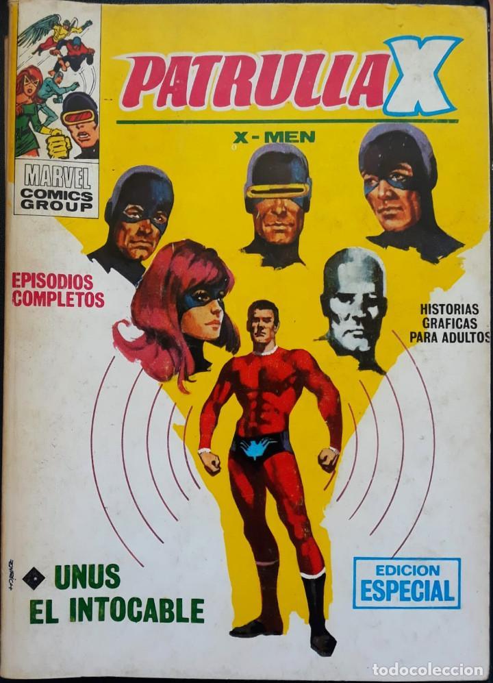 PATRULLA X. VERTICE. V.1 Nº 4 (Tebeos y Comics - Vértice - Patrulla X)