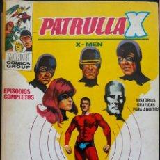 Cómics: PATRULLA X. VERTICE. V.1 Nº 4. Lote 152286258