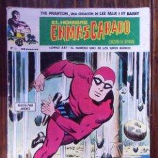 Cómics: EL HOMBRE ENMASCARADO,Nº23.ED. VERTICE.1974.. Lote 152318878