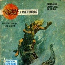 Cómics: SELECCIONES VÉRTICE Nº 32- TACO -ICTÍNEO-EL REINO DE LAS SIRENAS-1969-BUENO-MUY DIFÍCIL-LEAN-0342. Lote 152489168