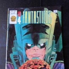 Fumetti: LOS 4 CUATRO FANTASTICOS Nº 27 VOLUMEN 3 EDICIONES VERTICE. Lote 208098911