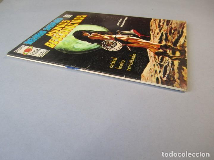 Cómics: RELATOS SALVAJES (1974, VERTICE) 27 · II-1976 · CRISTAL LENTO REVISADO - Foto 3 - 152722634