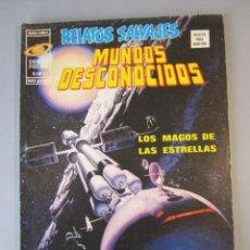 Cómics: RELATOS SALVAJES (1974, VERTICE) 24 · 1976 · LOS MAGOS DE LAS ESTRELLAS. Lote 152723002