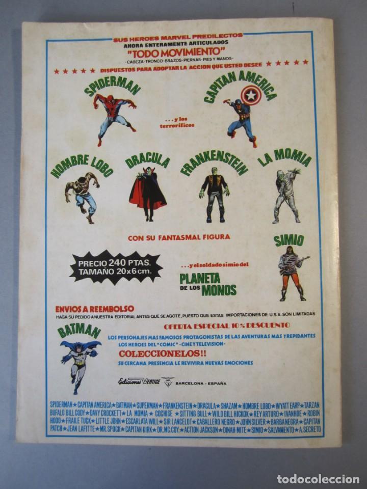Cómics: RELATOS SALVAJES (1974, VERTICE) 24 · 1976 · LOS MAGOS DE LAS ESTRELLAS - Foto 2 - 152723002