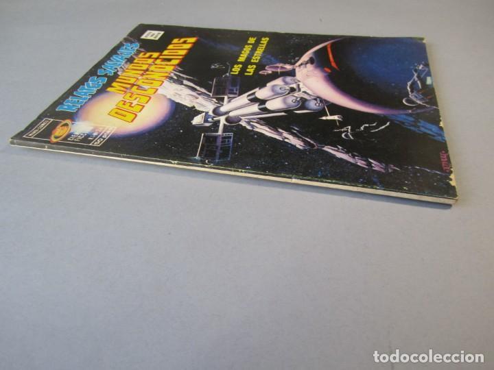 Cómics: RELATOS SALVAJES (1974, VERTICE) 24 · 1976 · LOS MAGOS DE LAS ESTRELLAS - Foto 3 - 152723002
