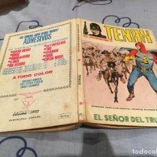 Cómics: TENAX EL INVENCIBLE, EDITORIAL VERTICE, VOL.1 - Nº.4, EL SEÑOR DEL TRUENO. Lote 152779066