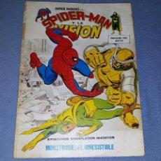 Cómics: COMIC SPIDERMAN Nº 10 TACO EDICIONES VERTICE ORIGINAL VER FOTO Y DESCRIPCION. Lote 152792302