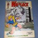 Cómics: COMIC WARLOCK Nº 5 TACO EDICIONES VERTICE ORIGINAL VER FOTO Y DESCRIPCION. Lote 152793498